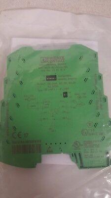 Phoenix Contact Mini Mcr-sl-ui-ui-nc 2864150 Signal Conditioner - New