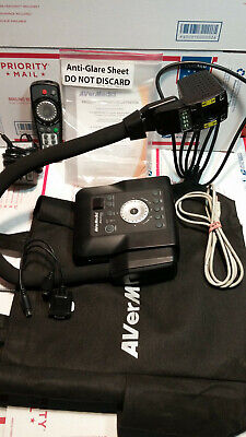 Avermedia Avervision Cp355 Flexible Document Camera Projector P0b7 Accesories