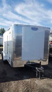 2018 CONTINENTAL CARGO 7x14 Cargo Trailer Blowout Sale
