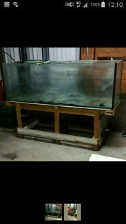 6ft fish tank with reef. No leaks pickup lidcombe Lidcombe Auburn Area Preview