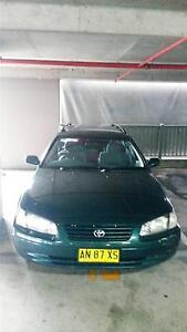1998 Toyota Camry Wagon Sydney City Inner Sydney Preview