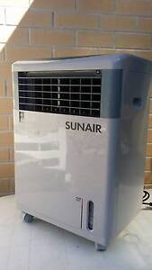 Evaporative Cooler sunair air conditioner water capacity 9 litre Athelstone Campbelltown Area Preview