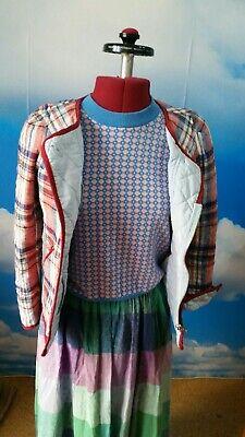Isabel Marant Etoile quilted reversible  jacket size 34