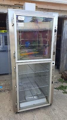 Nu-vu Electric Convection Oven Proofer Cop-m