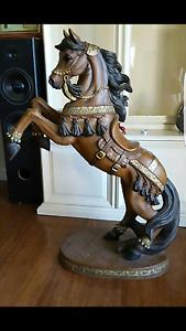 ARABIAN HORSE STATUE... Goulburn Goulburn City Preview