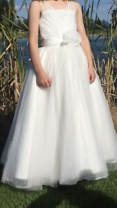 Girls formal gown