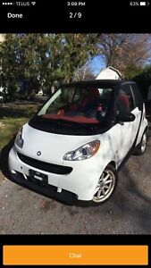 Excellent Smart car for two