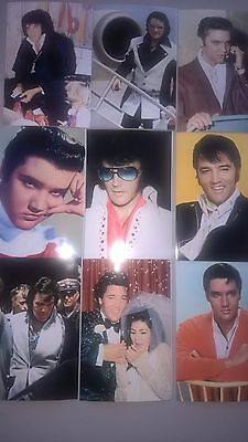 Elvis Presley Candid Photo Lot of 53, 1956-1974- NEW and Discount Priced!!