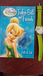 Tinkerbell book and watch Yanchep Wanneroo Area Preview