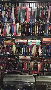 Looking for old VHS / Betamax movies