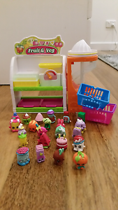 Shopkins toys and playset Valentine Lake Macquarie Area Preview