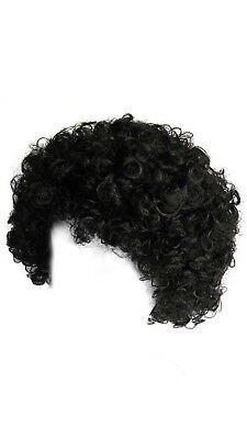 Afro Wig Adult 70s Disco Hippie Halloween Costume new men's woman's - Afro Hippie Costume