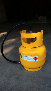 2.0 kg LPG gas bottle Macquarie Park Ryde Area Preview