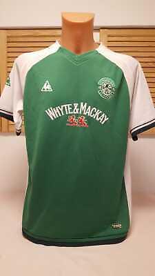 Hibernian Edinburgh Shirt Jersey Trikot L Le Coq Sportif Camiseta Home 2006 Hibs image