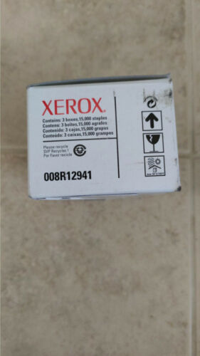 Xerox 008R12941 Staples - 15000 Pieces 3 cartridges