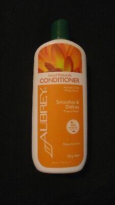 Aubrey Island Naturals Avocado Oil & Mango Butter Conditioner For Dry Hair 11 Oz