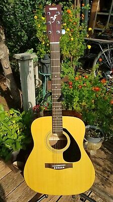 Yamaha F-310 Steel Six-String Acoustic Guitar