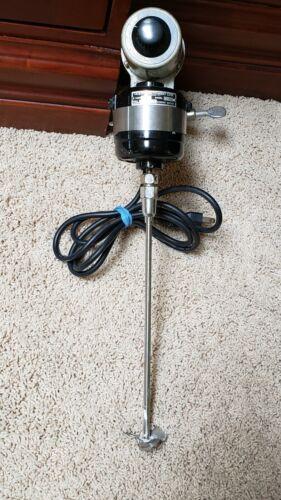 Talboys Model 101 Variable Speed Light Duty Overhead Stirrer Mixer