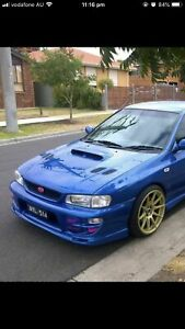 Wanted: Wanted gc8 wrx