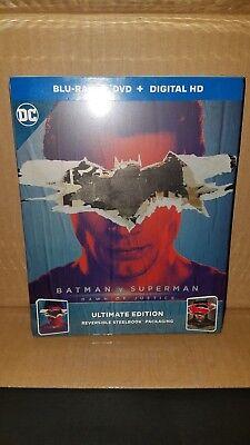 BATMAN V SUPERMAN: DAWN OF JUSTICE (Ultimate Cut)  Best Buy Excl. (Ben Affleck Best Batman)