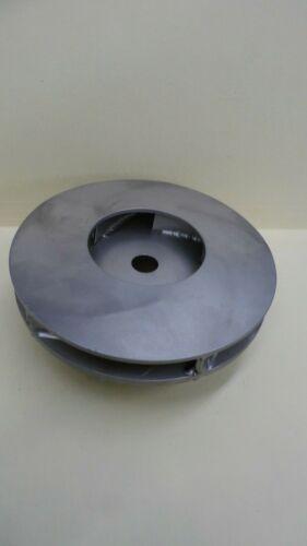 "R.S. CORCORAN 9166-5.5 316SS 5-1/2"" DIAMETER 316SS CENTRIFUGAL PUMP IMPELLER"