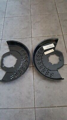FORD LARIOT 1990 F-250 FRONT BRAKE DISC DUST COVERS ONE PAIR