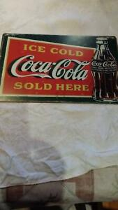 coca cola sign Marangaroo Wanneroo Area Preview
