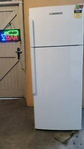 FREE Delivery Fisher paykel 329L glass shelving fridge/freezer