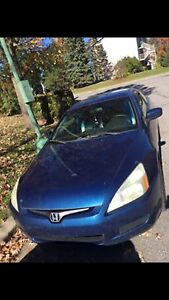 Honda Accord  coupe 2003 :NEGO