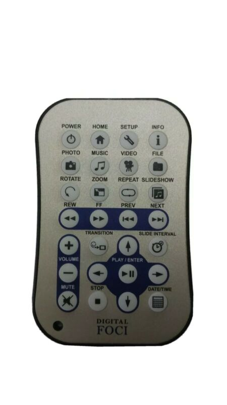 Remote Only - Digital Foci Picture Porter Portable Digital Photo manager