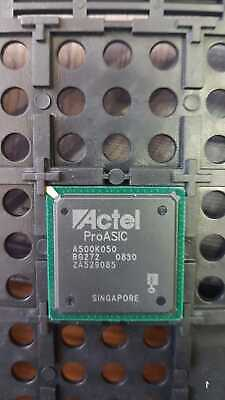 Lot Of 25 Pcs. Actel A500k050-bg272za Fpga 43000 Gates Pbga272 Programmed