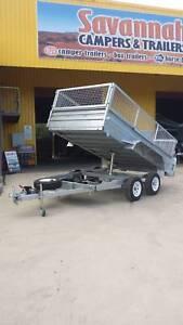 Hydraulic Tandem Tipper Trailer CAIRNS Edmonton Cairns City Preview