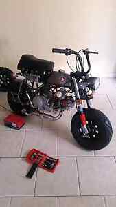 Honda Z50a monkey Condell Park Bankstown Area Preview