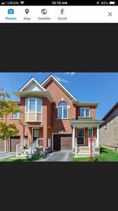 3 br 3ba townhouse Meadowvale Village Mississauga
