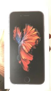 IPhone 6S 128GB - Space Gray - Brand New