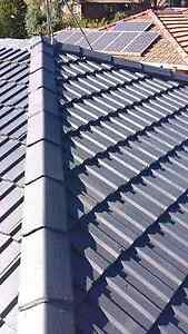 Roof restoration+free gutter cleaning 12 years warranty Casula Liverpool Area Preview