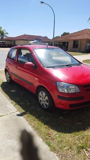 2004 Hyundai Getz Rockingham Rockingham Area Preview