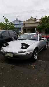 1989 Mazda MX5 NA for sale Carlton North Melbourne City Preview