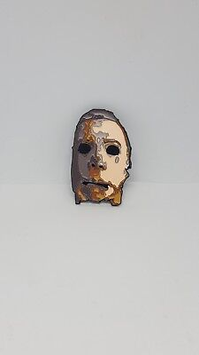 Michael Myers Mask Original Halloween (Michael Myers Mask Pin Original Michael Myers Mask design halloween)