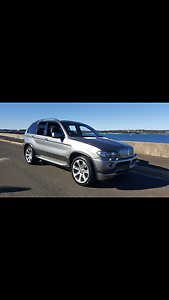 2006 BMW X5 4.8is (V8 10 MONTHS REGO) Kingsgrove Canterbury Area Preview