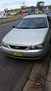2003 ba falcon Gateshead Lake Macquarie Area Preview