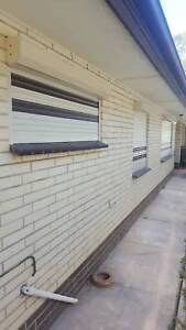 Roller Shutters - SA Made - Factory Direct Prices !