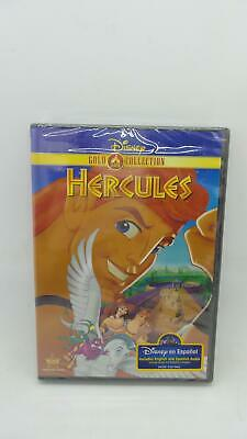 Hercules - Disney Gold Collection (DVD, 2011) English and Spanish Audio