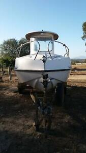 Eagle Ray Boat in good condition