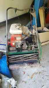 Alroh reel mower with honda engine Glenalta Mitcham Area Preview