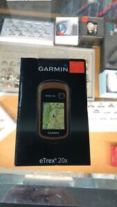 Brand new garmin etrex 20x hand held gps