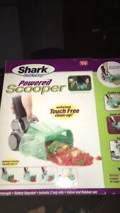 Shark powered Scoop