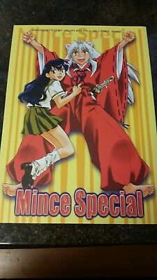 "Inuyasha Humor Doujinshi ""Mince Special"""