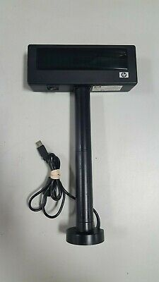 Hp Ld220-h Pos Register Customer Display With Usb And Pole