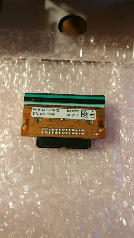 Markem 34986-BA Thermal Printhead for SmartDate 2, 3, 5, 53mm, 300dpi